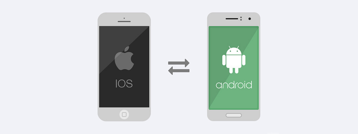 Key Differences in Designing iOS Native Apps & Android Native Apps